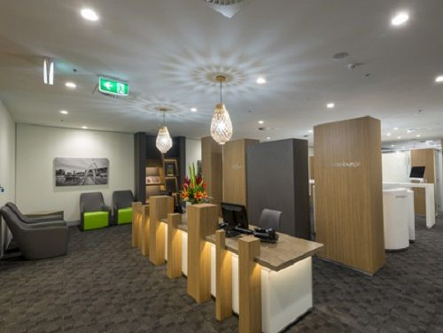 St Kilda Road Office images