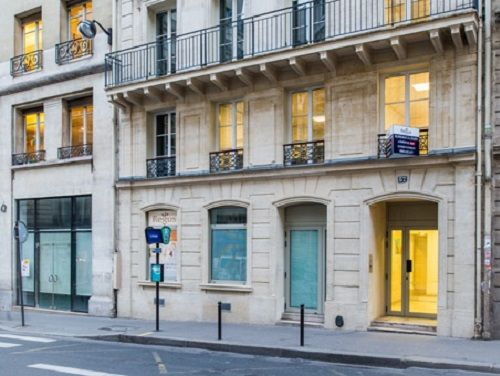 rue d'Amsterdam Office images