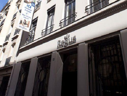 Rue Pasquier Office Space