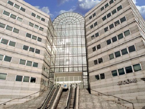 Rue De La Haye Office Space