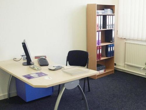 Monsall Road Office images