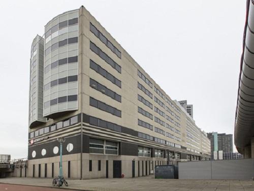 Teleport Sloterdijk Office Space