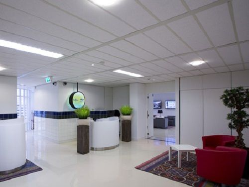 Teleport Sloterdijk Office images