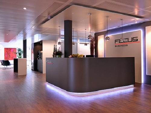 Grafenauweg Office images