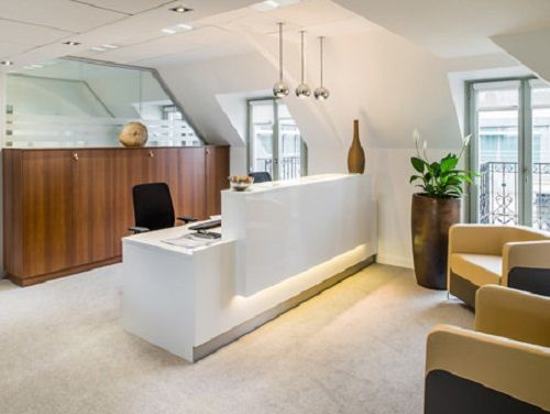 Rue Duret Office images