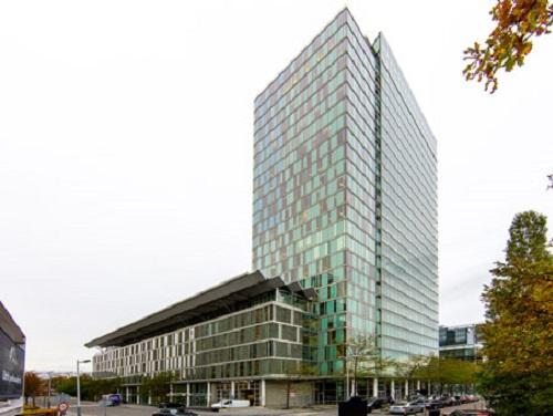 Zuidplein H-Toren Office images