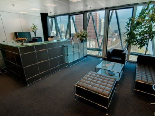 Westhafenplatz Office images