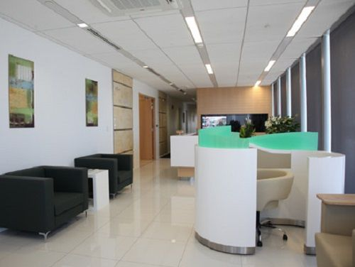 Sowwah Square Office images