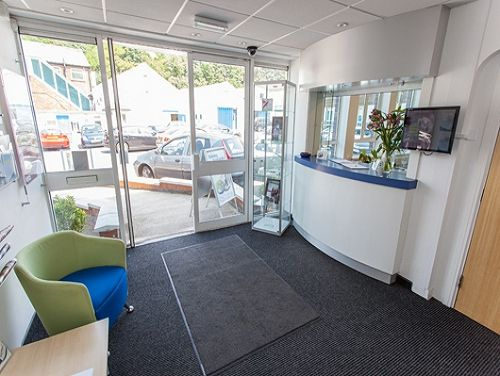 Colne Way Office images