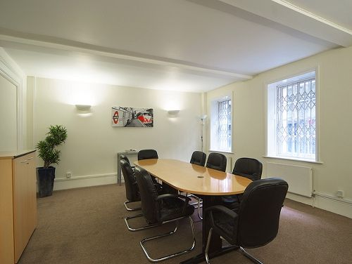 Percy Street Office images
