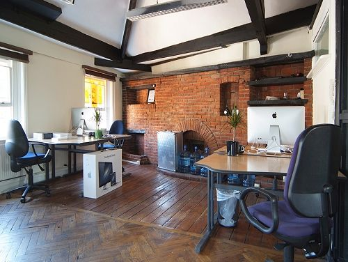 Wardour Street Office images
