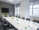 Offices to lease London Bolsover Street board room