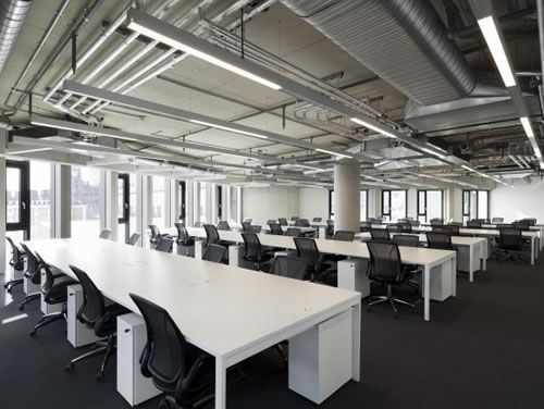 Pancras Square Office images
