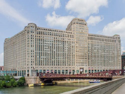 Merchandise Mart Plaza Office images