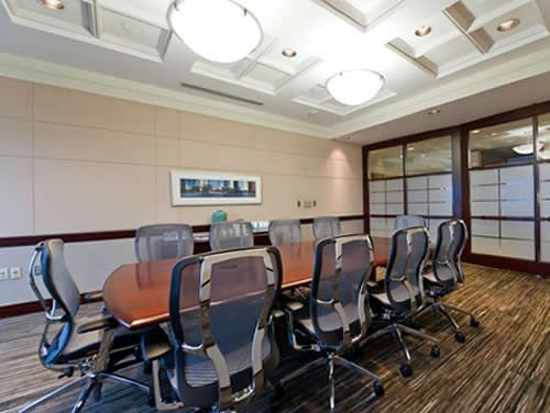 North Tryon Street Office images