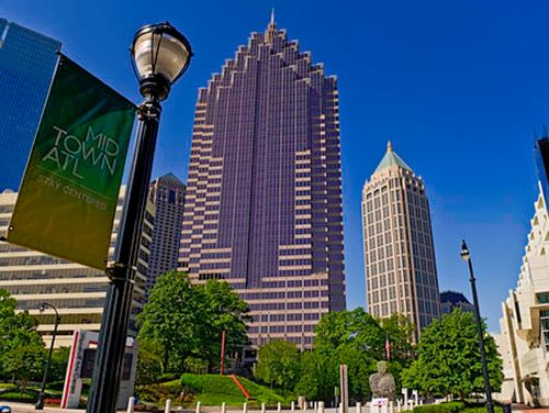 Peachtree St NE Office images