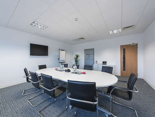 Hampshire International Business Park Office images