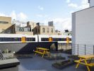 Office space Central London outside area