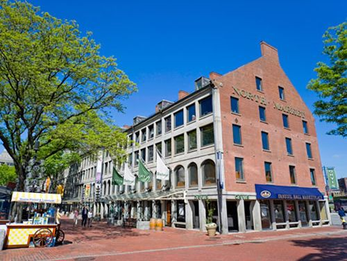 Faneuil Hall Marketplace Office images
