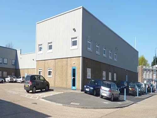 Lyon Way Industrial Estate Office images