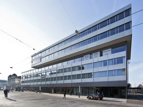 Bahnhofplatz Office images