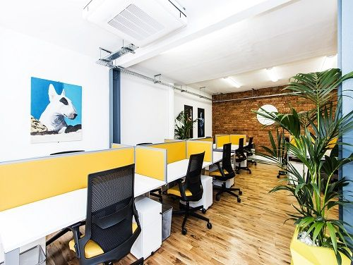 Club Row Collective - Office