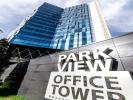 Park View Office, Almaty - External