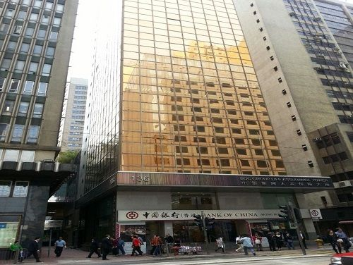 Compass Offices - Sheung Wan Business Centre - External