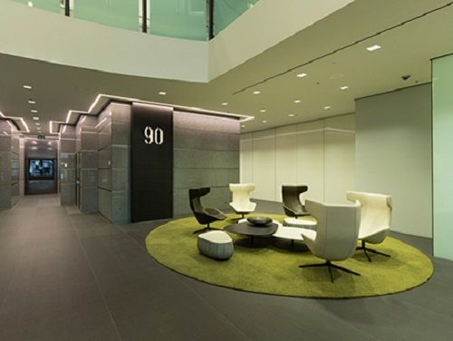 Collins Street Office images
