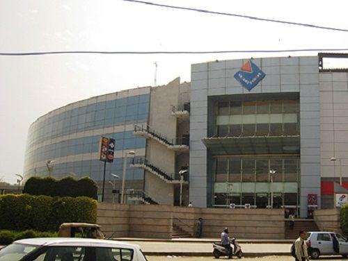 Vasant Square - New Delhi - India - External