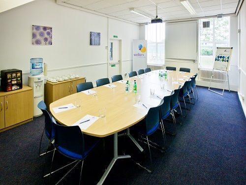 Curie Avenue Office images