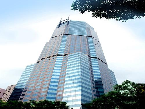 Shanghai , Maxdo Centre - External