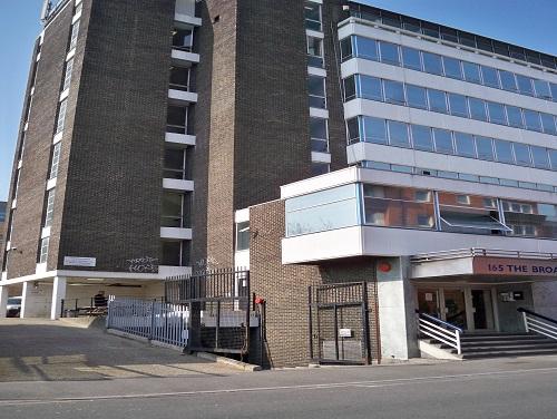 Highland House - External