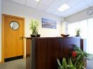 Highland House - Reception Area