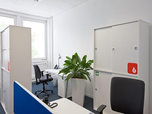 Großbeerenstraße Office images