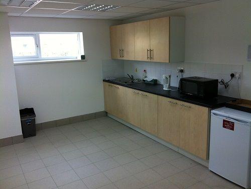 Access Storage - Kitchen Area