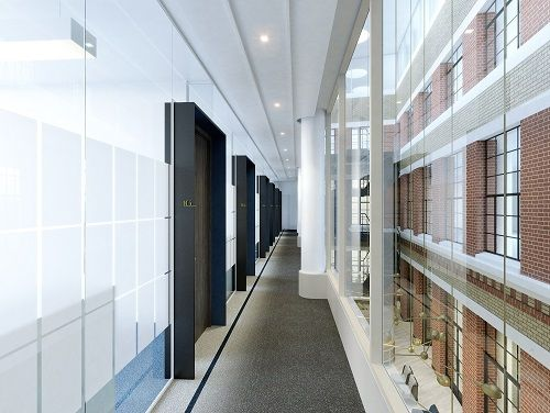 Fulham Road Office images