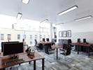 Flexible office space London Michelin House