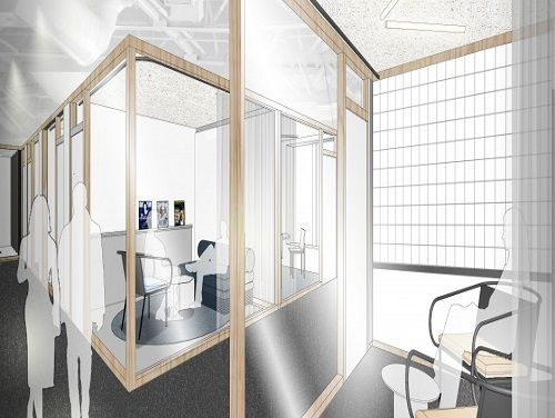 Angel Square Office images