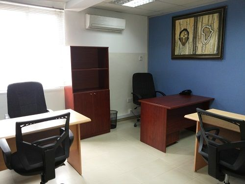 Afribank Street Office images