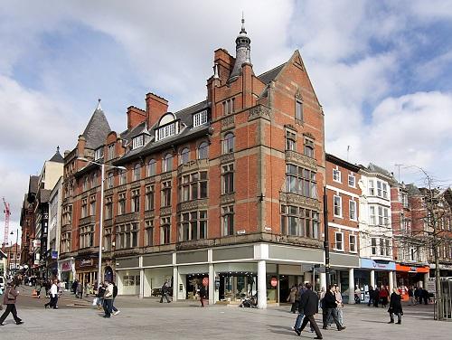 King Street - External