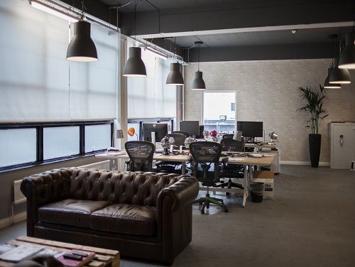 House_Of_Creative office Central London