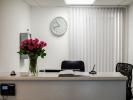 Flexible office space London Bath Place Main Reception