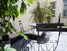 Flexible office space London Henrietta Street outdoor area