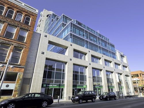 King St W Office images