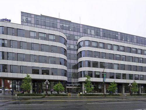 Blanshard St Office images