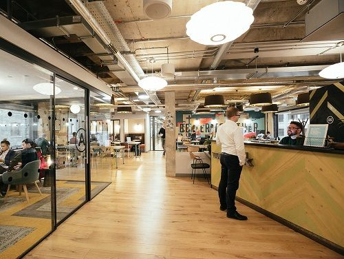 Devonshire Square Office images
