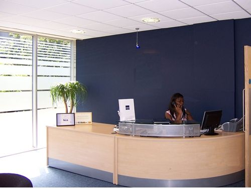 Gibson Lane Office images