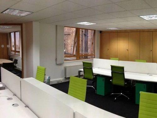 Flexible office space London