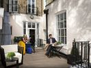 Offices to rent Central London Outdoor Area